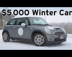 $5000 Winter Car   Long Term Mini Cooper S – Everyday Driver