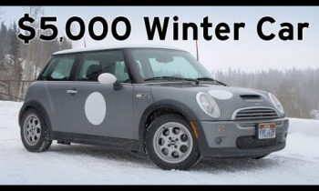 $5000 Winter Car | Long Term Mini Cooper S – Everyday Driver