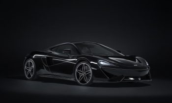 McLaren 570GT MSO Black Collection is the darker side of the supercar