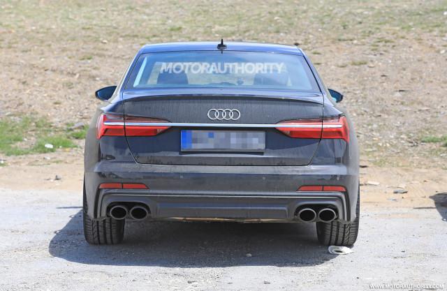 2019 Audi S6 spy shots - Image via S. Baldauf/SB-Medien
