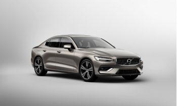 2019 Volvo S60 officially debuts, Swedish style meets Southern speed