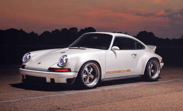 964 Porsche 911 lightweight restoration by Singer and Williams