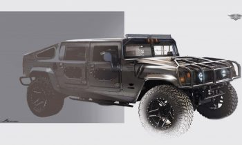 Detroit's Mil-Spec Auto ready to restomod its next Hummer H1