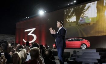 Tesla board reportedly seeking No. 2 executive to assist Elon Musk