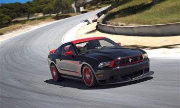 2012 Ford Mustang Boss 302 Laguna Seca Hot Lap! – 2011 Best Driver's Car Contender