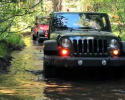 2012 Jeep Wrangler – First Test