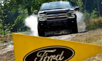 Ford will shrink platform count to just 5