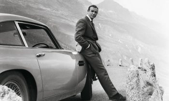 Aston Martin to build 25 James Bond-spec DB5s