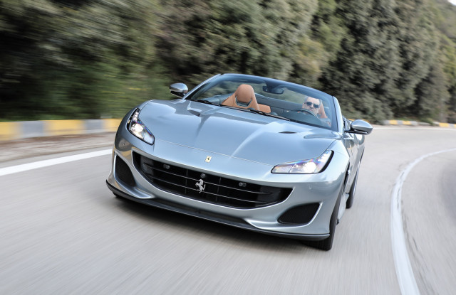 2019 Ferrari Portofino