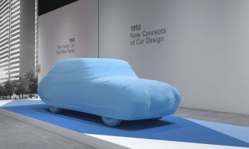 65-year-old car design finally brought to life