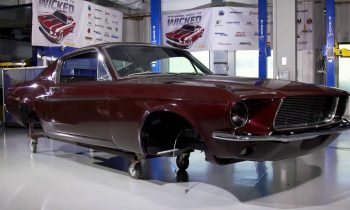 Golden Star Week to Wicked – '67 Mustang Fastback Day 1