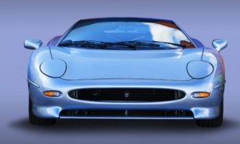 You can buy stock in a 1993 XJ220 for just $99
