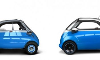 Updated electric Isetta microcar ready for sale in Europe