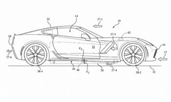 GM has filed patents for 3 more active aero technologies
