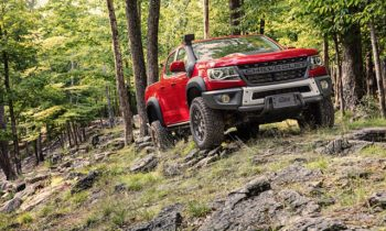 2019 Chevy Colorado ZR2 Bison debuts with extra off-road gear