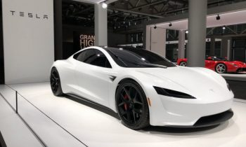 The new 2020 Tesla Roadster that wasn't in Switzerland