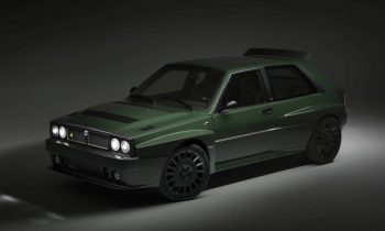 The Lancia Delta Futurista restomod has arrived, and it's not cheap