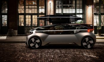 Volvo puts Ikea-like living room in self-driving concept car